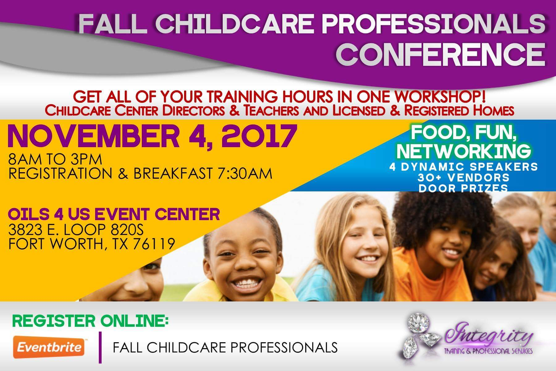 2017 Childcare Professionals Conference